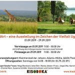 Theley: UgandArt – Eine besondere Ausstellung des Vereins Kisoboka e.V. für einen guten Zweck