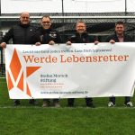 Bosen: 100 Jahre Fußball am Bostalsee – Feier mit Aufruf zur Typisierung