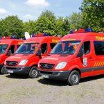 Landkreis St. Wendel: Erfahrungsaustausch der taktischen Einheiten der Feuerwehren