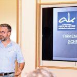 Gonnesweiler: Was macht ein Schreiner? – Andreas Kunz referierte über sein Handwerk in der Seezeitlodge