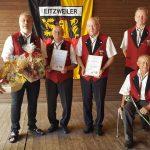 Eitzweiler: Besondere Ehrung bei der Singgruppe