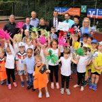 """St. Wendel: """"Wir bewegen uns gern""""- Neues Multifunktionssportfeld für das Kinderhaus"""