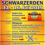 Schwarzerden: Die Zeltkirmes geht ins zweite Jahr