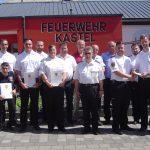 Kastel: Sommerfest des Löschbezirks – Bedeutung der Jugendarbeit hervorgehoben
