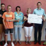 Freisen: Erwartungen um Längen übertroffen – GemS Freisen sammelt 10.000 Euro für die Stefan-Morsch-Stiftung
