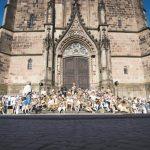 St. Wendel: Über 100 Menschen schlossen sich Solidaritätsbekundung und Demo an