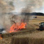 Marpingen: Gemeinsam gegen das Feuer