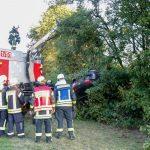 Freisen: Feuerwehr rückte bei Verkehrsunfall aus