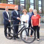 St. Wendel: Die Bank 1 Saar – unsere Volksbank im St. Wendeler Land gratuliert – Breit aufgestellt für die Zukunft