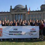 Mit dem Jugendbüro nach Berlin