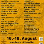 Eisweiler: Eiertanz-Festival 2019 – Kultur zum Anschauen, Genießen und Mitmachen.