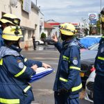 St.Wendel: Heute erneut 40 THW-Einsatzkräfte nach Tornado in Luxemburg