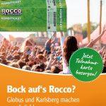 St. Wendel: Chance auf zwei Rocco-Karten im Globus FMZ sichern *Anzeige