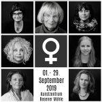 """Nohfelden: Ausstellungeröffnung """"Hautnah"""" am Sonntag, 1. September 2019, 11 Uhr  im Kunstzentrum Bosener Mühle"""