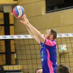 Bliesen: Zuspieler Joshua Lynch verstärkt den Volleyball Drittligisten