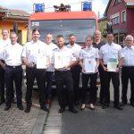 Braunshausen: Sommerfest der Freiwilligen Feuerwehr Löschbezirk Braunshausen