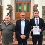 Martin Backes ist neuer Ortsvorsteher in Hasborn-Dautweiler