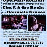 Oberthal: Freundeskreis Kultur im Rathaus e.V. lädt zum Open-Air-Konzert