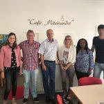 St. Wendel: Unterstützung für das Café Miteinander Dr.-Walter-Bruch-Schule übergibt Spende aus Hallenfußballturnier