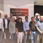 CDU-Fraktion im St. Wendeler Stadtrat verabschiedet ehemalige Mitglieder