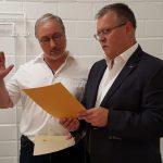 Eitzweiler: Gerald Linn erneut zum Ortsvorsteher gewählt