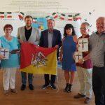 Marpingen: Delegation aus Partnerstadt Siculiana besucht die Gemeinde Marpingen