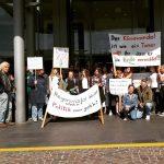 Saarbrücken: Für den Klimaschutz auf die Straße