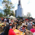 Tholey: Wein- und Käsemarkt auf dem Schaumberg