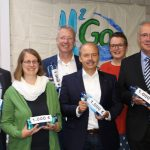 """St. Wendel: Spendenübergabe des Spendenlauf """"H2GO"""" der Dr.-Walter-Bruch-Schule an den Rotary Club St. Wendel"""