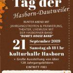 """Ein Dorf feiert den """"Tag der Hasborn-Dautweiler(er)"""""""