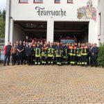 Nonnweiler: Erfolgreicher Lehrgangsabschluss bei der Feuerwehr Nonnweiler