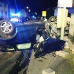 Hirstein: Schwerer Unfall auf der B 41