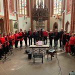 """Chorproben in Corona-Zeiten – Der St. Wendeler Chor """"Just Voices"""" macht's vor"""