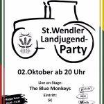 Bubach: St. Wendeler Landjugend lädt zu ihrer Landjugend-PARTY ein