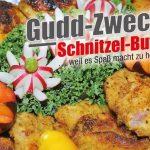 """Oberkirchen:  Das neue Event """"Gudd-Zweck-SCHNITZEL-BUFFET"""" startet am Dienstag 01.10.2019 ab 17:30 Uhr im Café Edelstein"""