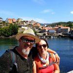 """""""Camino Portugues- der portugiesische Jakobsweg – von Porto bis Santiago de Compostela- ein Interview mit den Pilgern Natalie Berger und Thomas Kessler"""