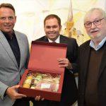 St. Wendel: Staatssekretär Stephan Kolling neuer Vorsitzender des Fördervereins des  Gymnasiums Wendalinum