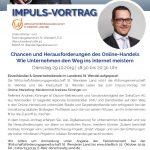 St. Wendel: Impuls-Vortrag mit Online-Marketing-Mastermind Andreas Köninger