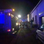 Bliesen: Gefahrstoff-Einsatz der Feuerwehr