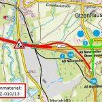 Nonnweiler: UPDATE – Instandsetzung der Übergangskonstruktionen auf der A 1 – Primstalbrücke