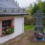 Bergweiler: Kreuz der Versöhnung auf dem Blasiusberg