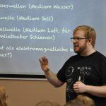 Türkismühle: Die Ringvorlesung der Gemeinschaftsschule Nohfelden-Türkismühle ist gestartet