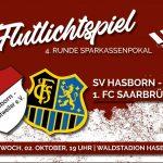 Sparkassenpokal Saar: Hasborn erwartet den FCS