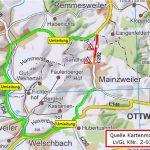 Mainzweiler/Remmesweiler: Sanierung der L 292