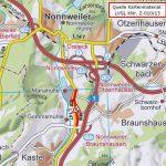 Kastel: Sanierung des Weges an der L 147 zwischen