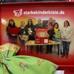 """St. Wendel: Start des bundesweiten Kita-Präventionsprojektes """"STARKE KINDER KISTE!"""" in der Lebenshilfe"""