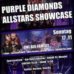 St. Wendel: Die Purple Diamonds Allstars starten in die neue Saison