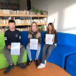 St. Wendel: Zweiter Platz für Lara Kinsinger von der GeS St. Wendel beim 19. BioLogo Wettbewerb im Saarland