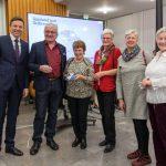 Leitersweiler: Saarland zum Selbermachen – Ehrenamtler wurden gefördert