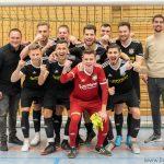 Hallenfußball: Oberligist Wiesbach gewinnt 22. Adidas-Schaumberg-Cup